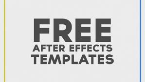 free after effects templates free after effects templates skillshare projects