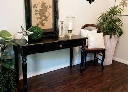 distressed entry table. new ideas black entryway table with distressed turned leg entry or small by w
