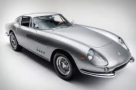 The 275 gtb had a simple, elegant and purposeful look. 1965 Ferrari 275 Gtb 6c Uncrate