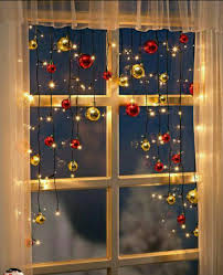 How To Decorate Window With Lights Bathroom And Kitchen Windows Maybe No Instructions Only Pic
