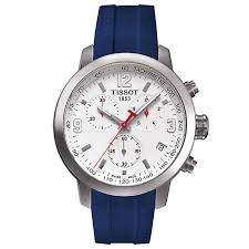 tissot watches quality swiss watches ernest jones watches tissot prc 200 6 nations men s stainless steel strap watch product number 6278159