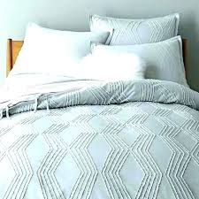 white textured duvet covers grey cover and photo 5 of nz