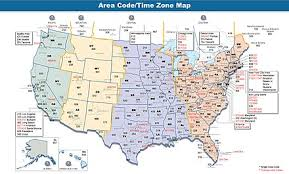 List Of North American Numbering Plan Area Codes Wikipedia