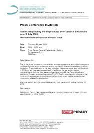 Press Conference Agenda Template – Notshook