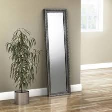 Long length mirror Contemporary Norris Full Length Mirror Wayfair Long Length Mirror Wayfaircouk