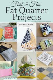 Free Diy Projects Best 25 Fat Quarter Projects Ideas On Pinterest Simple Sewing