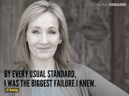 Jk Rowling Quotes Simple The Most Inspiring Success Story Of JK Rowling