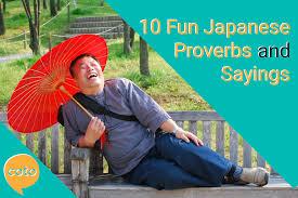 10 Fun Japanese Proverbs And Sayings Coto Japanese Club