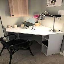 ikea computer desks small. Ikea Corner Puter Desk Clear Skarsta Sit Stand White Inspiration With Computer Desks Small