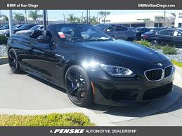 2015 Used BMW M6 2dr Convertible at BMW of San Diego Serving San ...