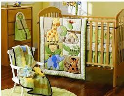 cot set boy baby crib bedding set