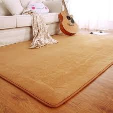large floor rugs bunnings modern solid fashion memory foam mat outdoor area rug bedroom hallway smooth