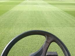 green grass football field. Green Grass Football Field E