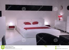 Modern Bedroom Interior Designs Modern Bedroom Interior Design Royalty Free Stock Photography