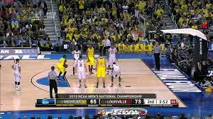Louisville Vs Michigan 2013 Ncaa Basketball Championship Full Game