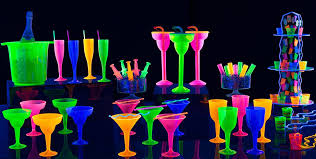 Black Light Party Supplies; Black Light Party Supplies ...