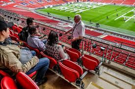Dieses legendäre stadion befindet sich in london und war 2007 eröffnet. Inside Wembley Stadium Foto Bild Reportage Dokumentation Europe United Kingdom Ireland Bilder Auf Fotocommunity
