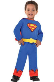 Baby Classic Superman Costume