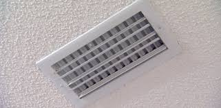 air conditioning vents. Open HVAC Heating Cooling Vent On Ceiling. Air Conditioning Vents