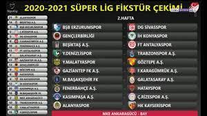 """Sivas Belediyesi on Twitter: """"Süper Lig'de 2020-21 sezonu fikstür çekimi  gerçekleştirildi. Sivasspor'umuz ilk hafta Alanyaspor ile karşılaşacak.  Yiğidolara yeni sezonda başarılar diliyoruz 🔴⚪️ @SivassporKulubu…  https://t.co/Y8ZGIRny33"""""""