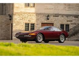 Ferrari 365 Gtb 4 Daytona For Sale 1972 Ferrari 365 Gtb 4 Daytona In Philadelphia Pennsylvania Gebrauchtwagen