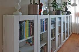 billy bookcase curio cabinet