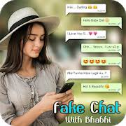 Chat Fake With – Google Conversations Girls Apps Play On