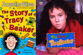 The tracy beaker trilogy, wilson, jacqueline, used; Jacqueline Wilson People Think I Should Have Given Tracy Beaker A High Flying Career And Fancy Lifestyle This Is Why I Didn T