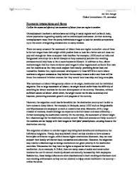 Cause And Effect Essay Samples College Www Moviemaker Com