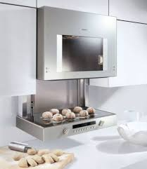 A cool oven that serves hot grub!