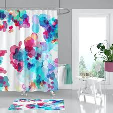 turquoise shower curtains here to enlarge turquoise shower curtain set turquoise shower curtain fabric