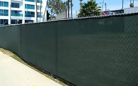 Chain Link Fence Privacy Chain Link Fence Bamboo Privacy Screen For