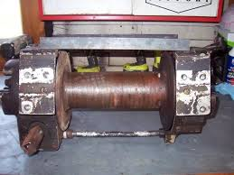 lu braden winch rebuild m zone measure the winch between the two cases write it down for later remove all your brackets the bottom bar nuts top angle iron