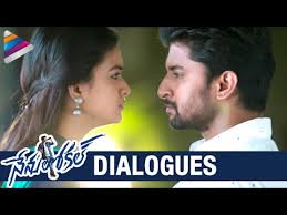 Nenu Local Movie Dialogues Nani Keerthy Suresh Dil Raju Beauteous Best Lagics Of Love In Telugu