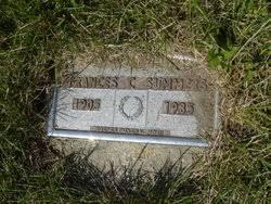 Frances C. Summers (1905-1985) - Find A Grave Memorial
