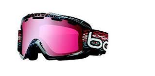 Bolle Ski Goggles Size Chart Amazon Com Bolle Nova Goggles Black Diamond Vermillon