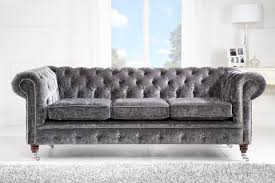 Upholstered Chairs Living Room Tufted Upholstered Sofa Hotornotlive