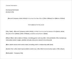 Templates For Press Releases 28 Press Release Template Word Excel Pdf Free