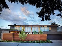 exterior wood fences. fence ideas exterior midcentury with wood courtyard horizontal siding fences a