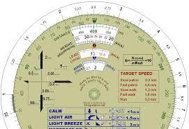 Mildot Master Chart One Round Mil Dot Calculator 1 Round Mildot Calculator