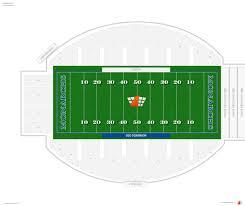 Odu Football Stadium Seating Chart S B Ballard Stadium Old Dominion Seating Guide