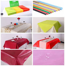 polypropylene table cloths round table cloth table cover