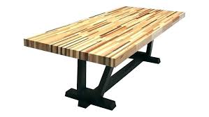 what is the best wood for a butcher block kitchen table best round butcher block top u ideas pic of style and island popular files solid wood butcher block