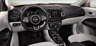 2018 jeep compass white. fine white 2018 jeep compass side black and white interior on jeep compass white