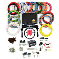 coach 1 wire kits coach controls street rod wiring kits coach 1 long wiring kit