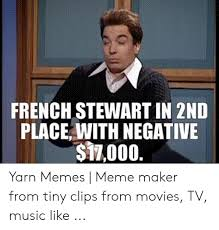 03:15 6.0 мб 256 кб/с. 25 Best Memes About French Stewart French Stewart Memes