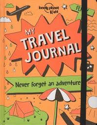my travel journal lonely planet kids