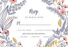 rsvp card template free printable response and rsvp card templates greetings island