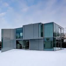 architecture houses glass. Brilliant Architecture H House In Maastricht By Wiel Arets Architects Inside Architecture Houses Glass S