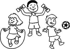 Coloring Pages For Kids Sports Coloring Pages For Kids Basketball